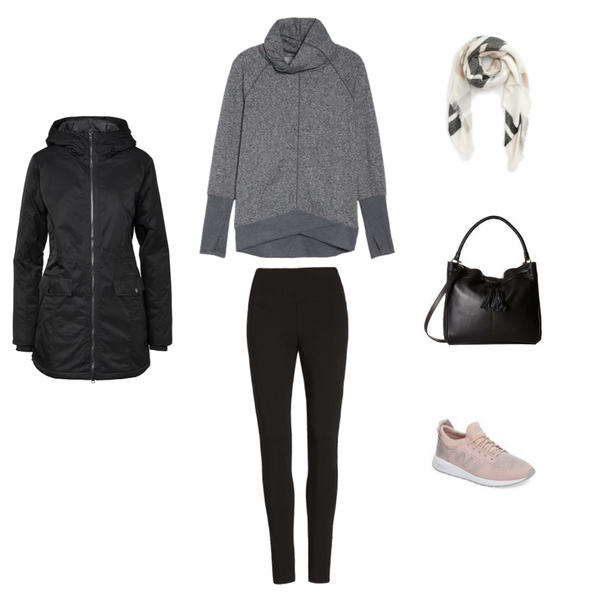 Stay At Home Mom Capsule Wardrobe Winter 2018 - Outfit 76