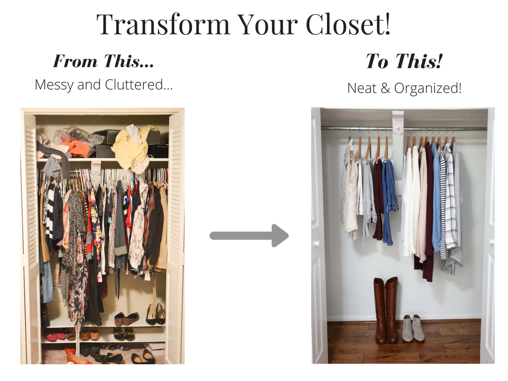 Transform Your Closet Essential Winter 2018