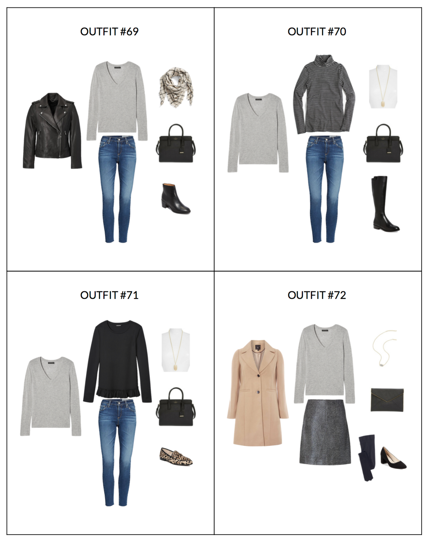 The French Minimalist Capsule Wardrobe Winter 2018 2019: The French Minimalist Capsule Wardrobe: Winter 2017/2018