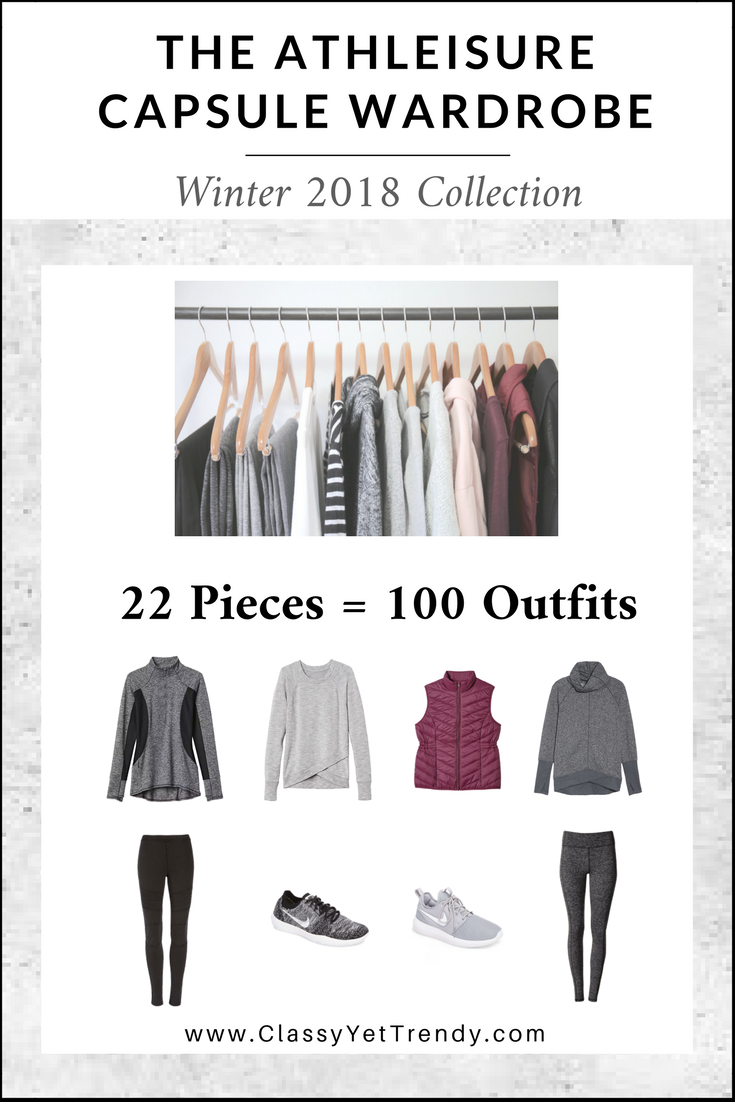 ATHLEISURE Winter 2018 eBook Cover
