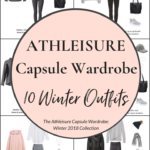 Create An Athleisure Capsule Wardrobe: 10 Winter Outfits