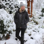 Black and Gray On a Snow Day (Trendy Wednesday #147)