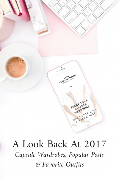 A Look Back at 2017 (Trendy Wednesday #148)