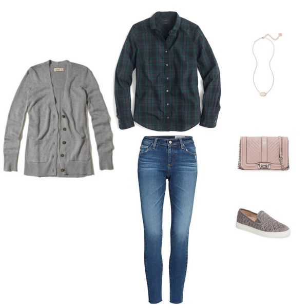 The Essential Capsule Wardrobe: Winter 2018 - OUTFIT 3