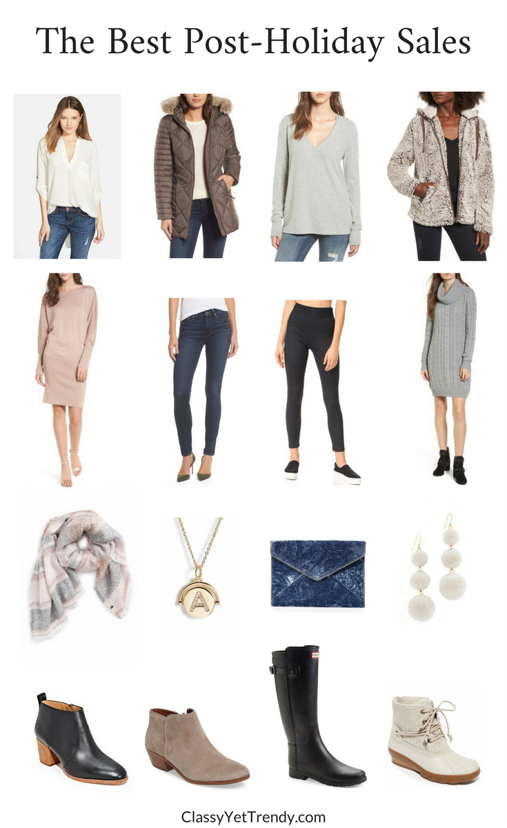 The Best Post-Holiday Sales