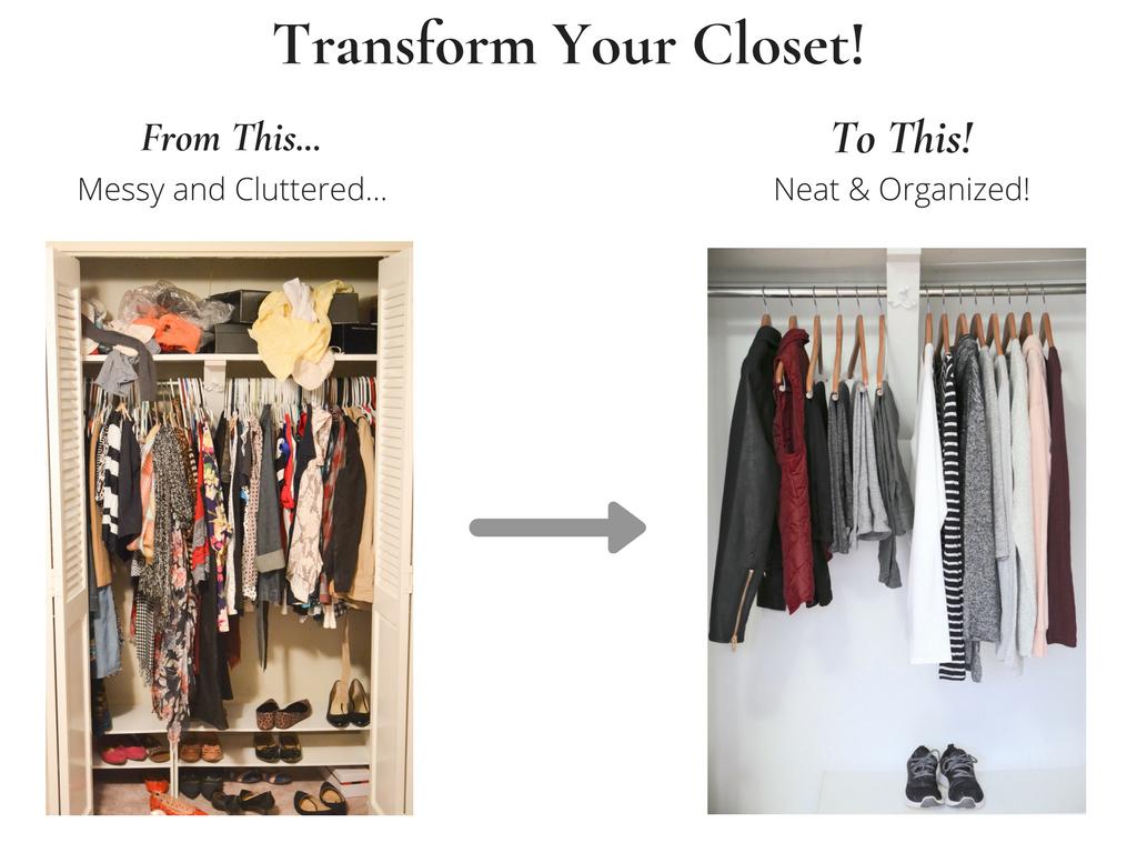 Transform Your Closet ATHLEISURE Winter 2018