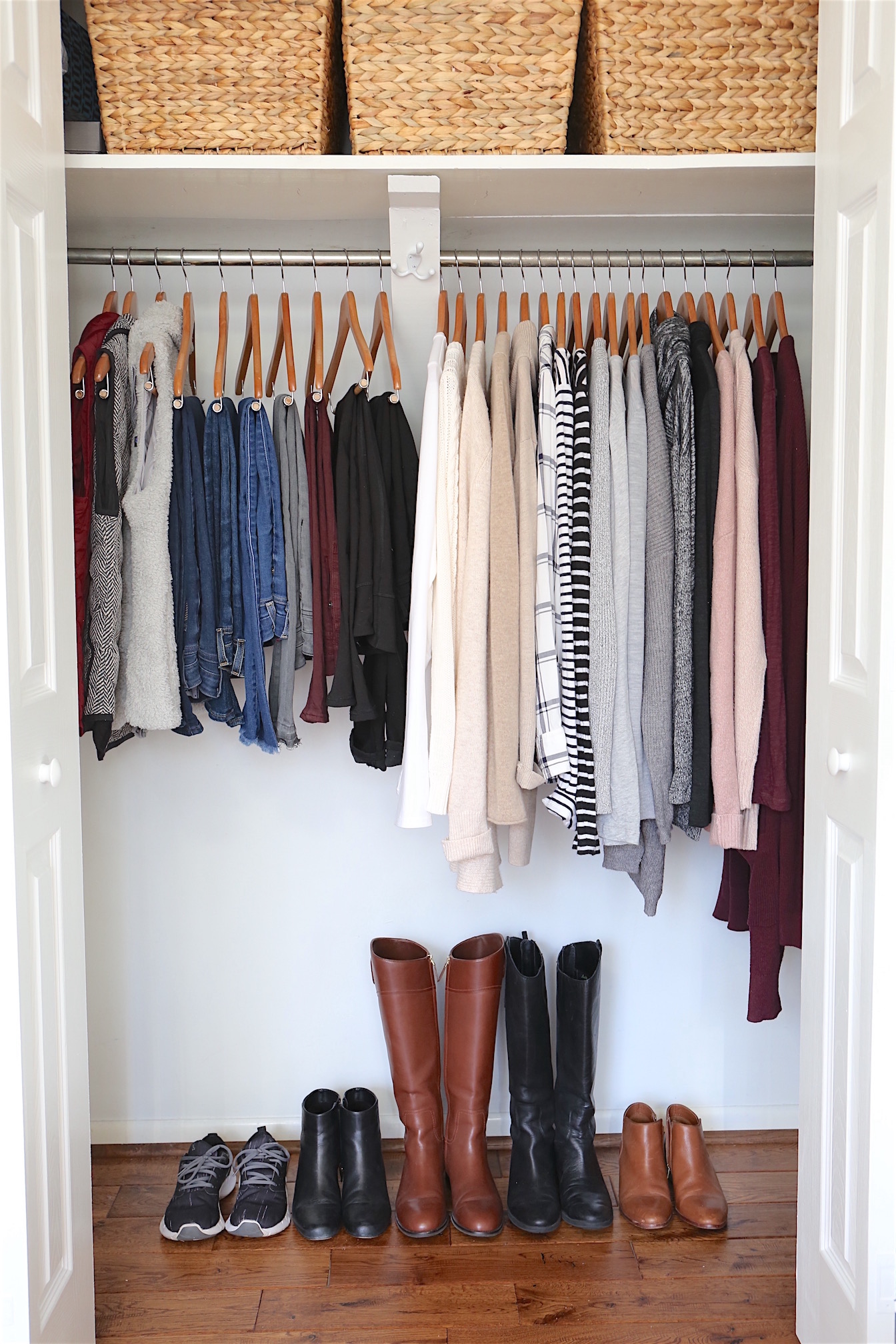 My Winter 2017 Capsule Wardrobe Classy Yet Trendy