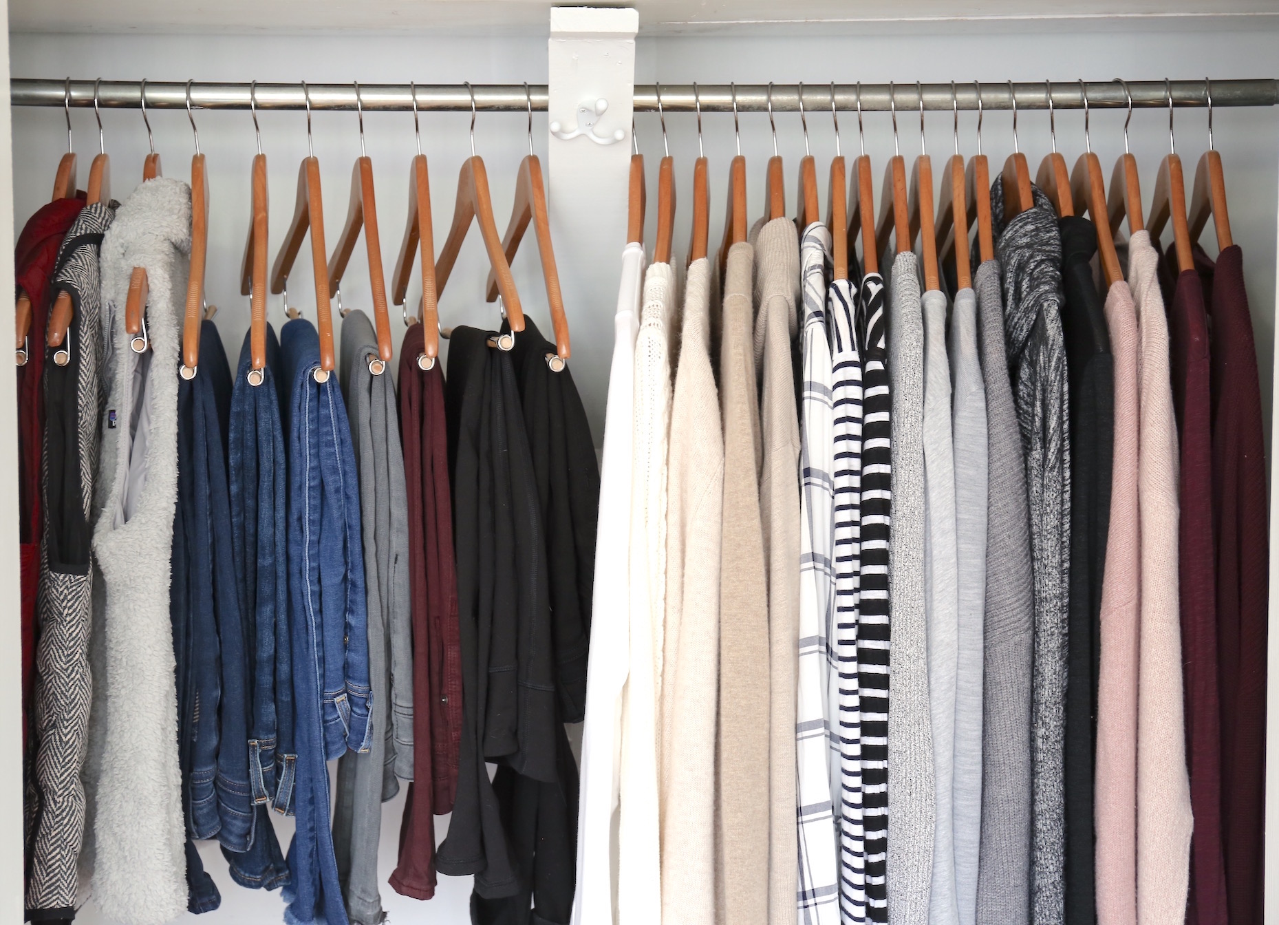 Winter 2017 Capsule Wardrobe - Full Front