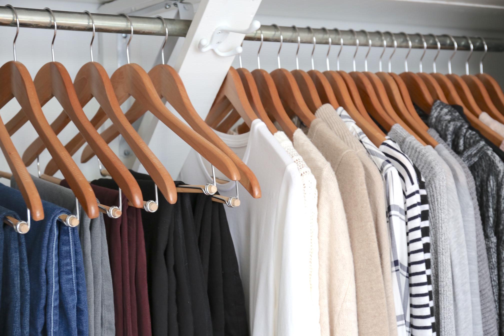 Winter 2017 Capsule Wardrobe - Full Side
