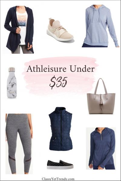 Athleisure Under $35