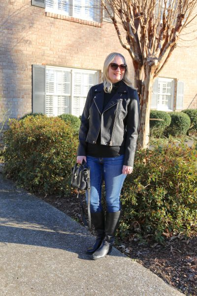 Black and Denim (Trendy Wednesday #149)