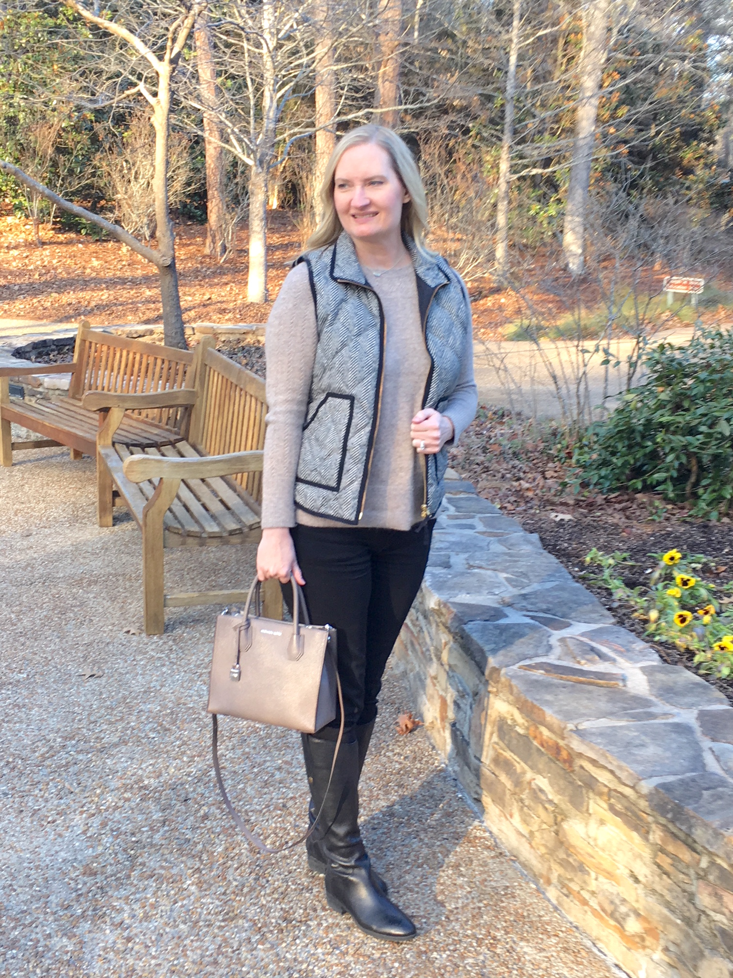 What I Wore At Callaway Gardens 3