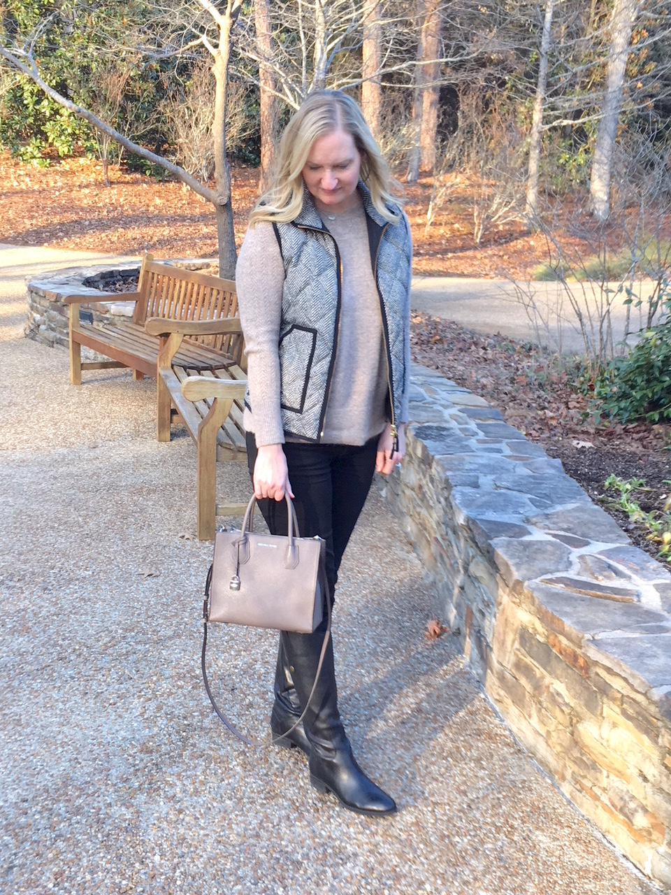 What I Wore At Callaway Gardens 2