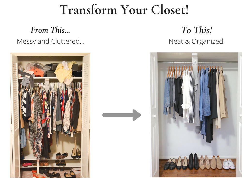 Transform Your Closet - The Essential Capsule Closet