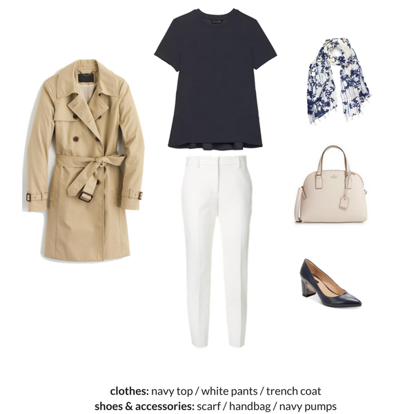 The Workwear Capsule Wardrobe - Spring 2018 - OUTFIT 19