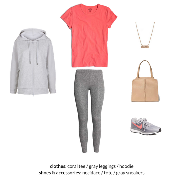 The Stay At Home Mom Capsule Wardrobe - Spring 2018 - Outfit 21