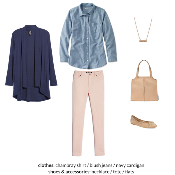 Stay At Home Mom Capsule Wardrobe - Spring 2018 - OUTFIT 32