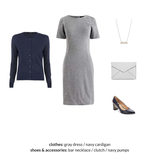 The Workwear Capsule Wardrobe - Spring 2018 - OUTFIT 75