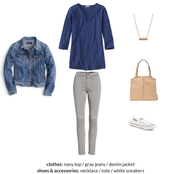 Stay At Home Mom Capsule Wardrobe - Spring 2018 - OUTFIT 97
