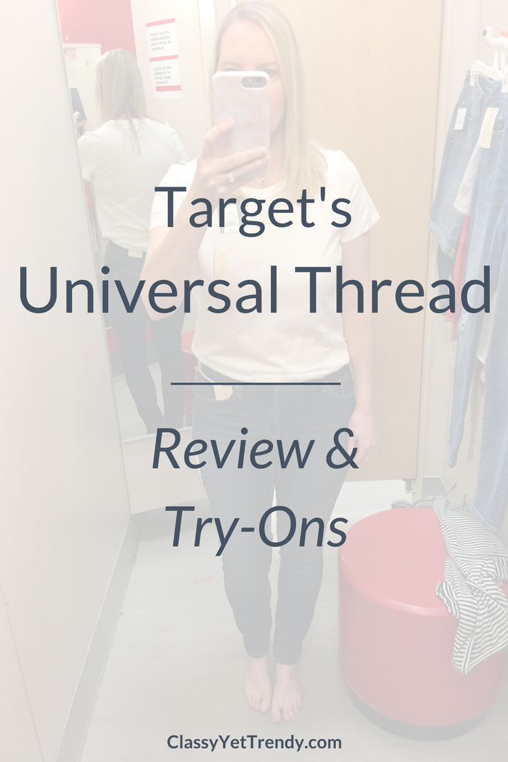 Target Universal Thread Review and Try-Ons