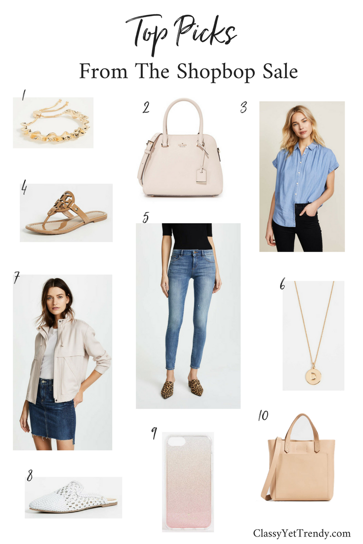 Top Picks from the Shopbop Sale