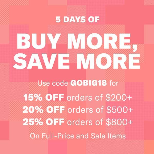 shopbop sale - feb 2018