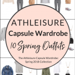 Create an Athleisure Capsule Wardrobe: 10 Spring Outfits