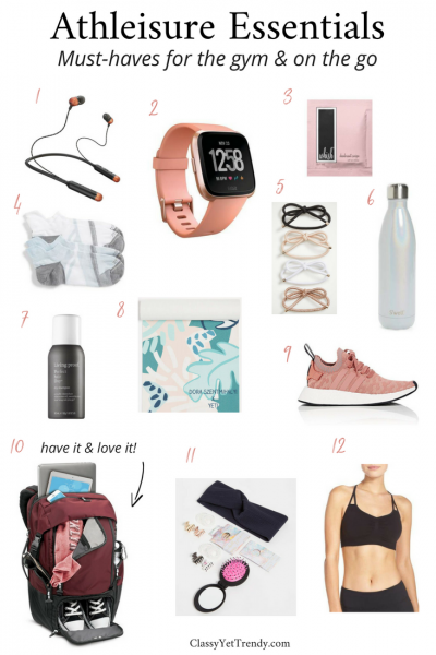 Athleisure Essentials