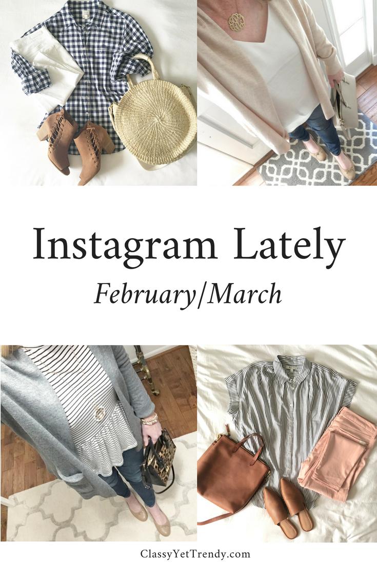 Instagram Lately (Trendy Wednesday #159)
