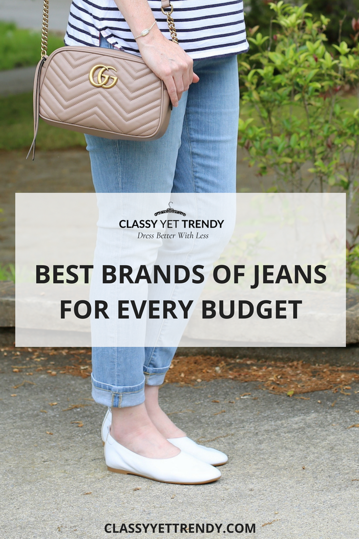 3ee11e755b6 Best Brands of Jeans For Every Budget - Classy Yet Trendy