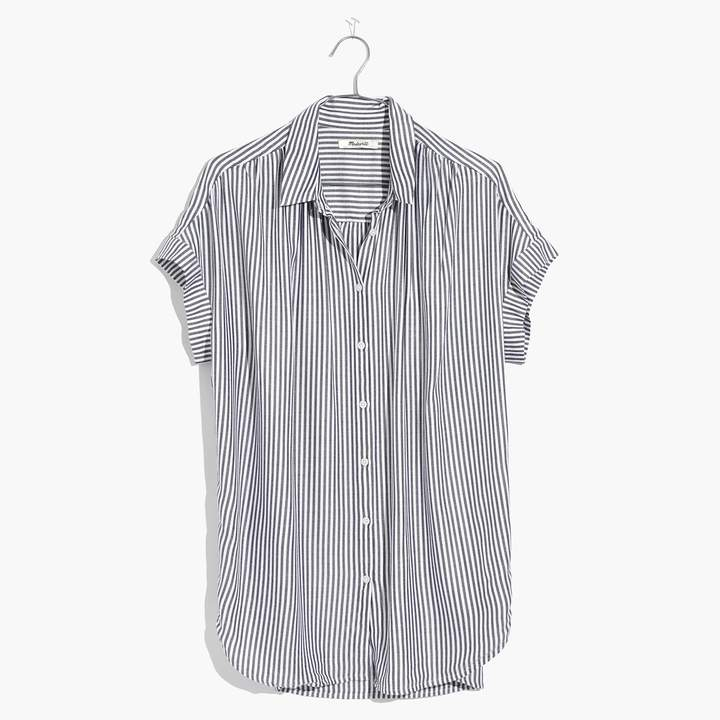 Spring 2018 10x10 Challenge - Central Stripe Shirt