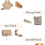 Shoe and Bag Combos For Spring Under $100