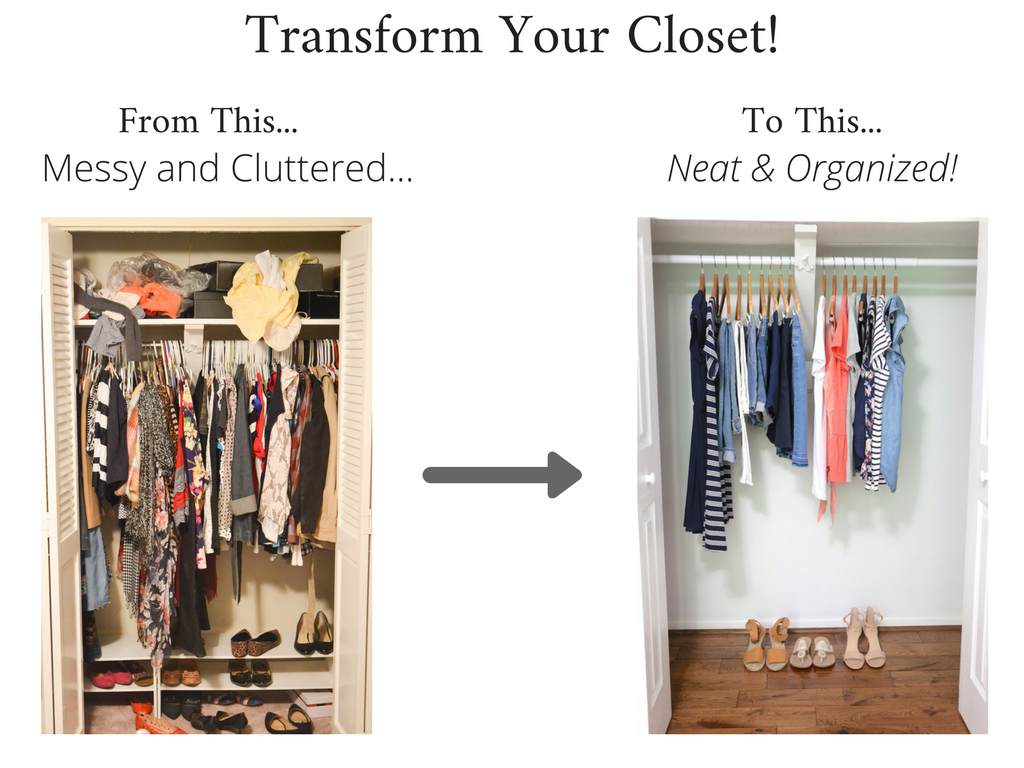Transform Your Closet - Essential Summer 2018