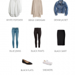 Travel Light with Core Closet Essentials + Free Checklist
