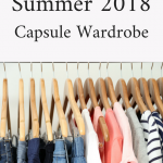 My 26-Piece Summer 2018 Capsule Wardrobe