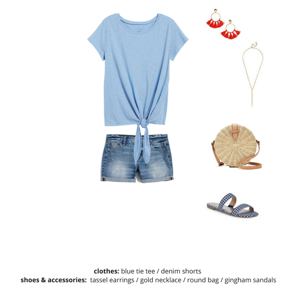 The Stay At Home Mom Summer 2018 - OUTFIT 18