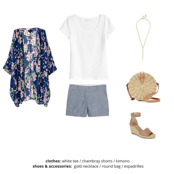 The Stay At Home Mom Summer 2018 - OUTFIT 2