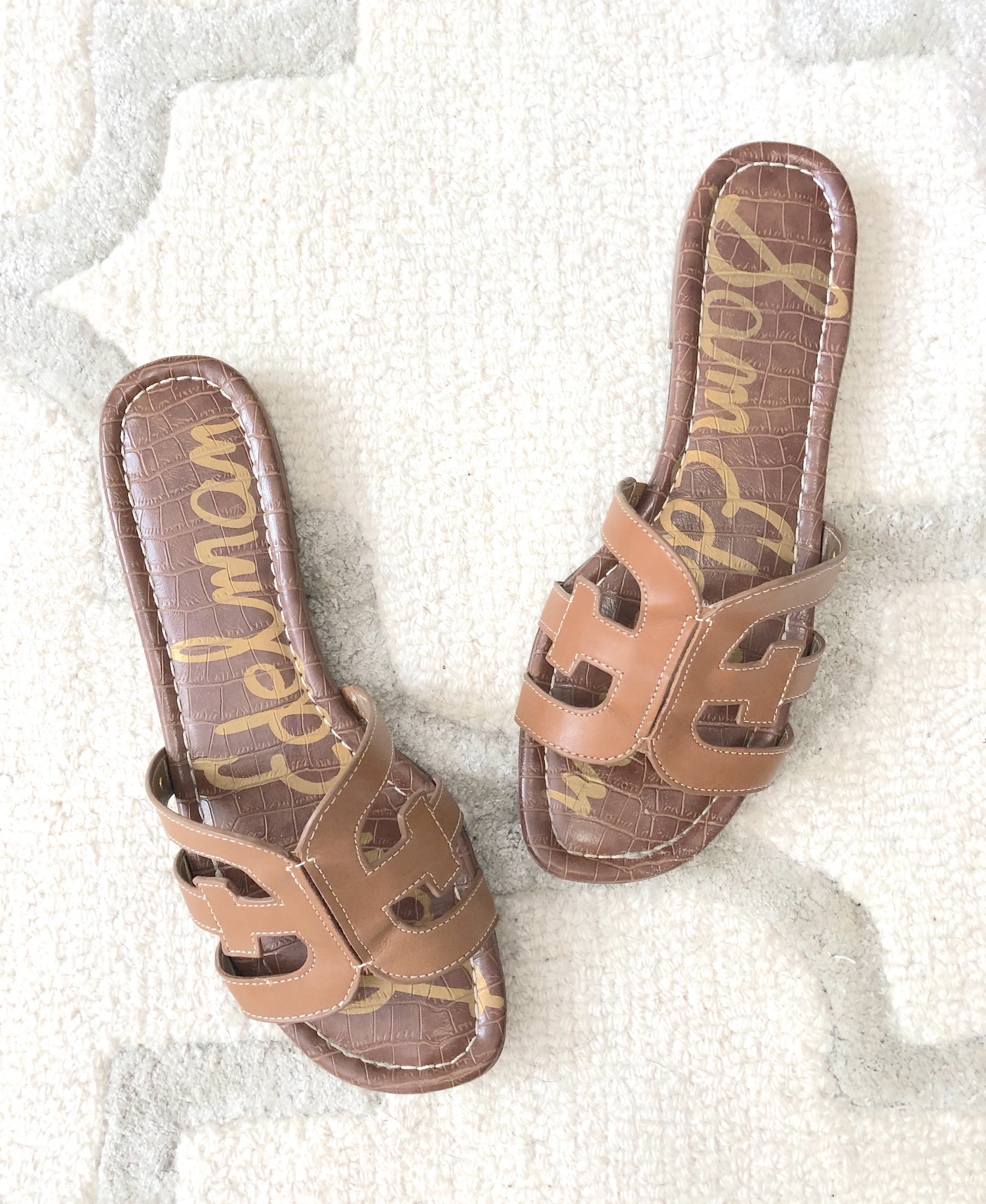 My Favorite Summer Sandals - Sam Edelman Bay Sandals