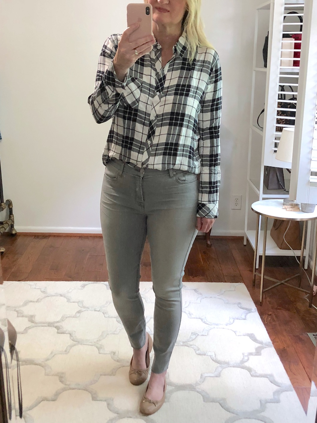 Nordstrom Anniversary Sale Try-On - Rails Hunter Plaid Shirt