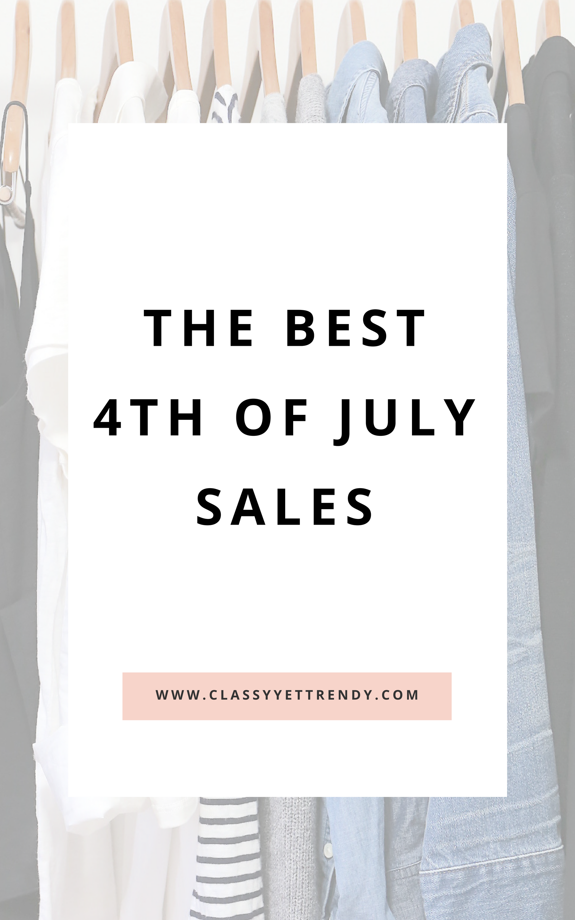The Best 4th of July Sales