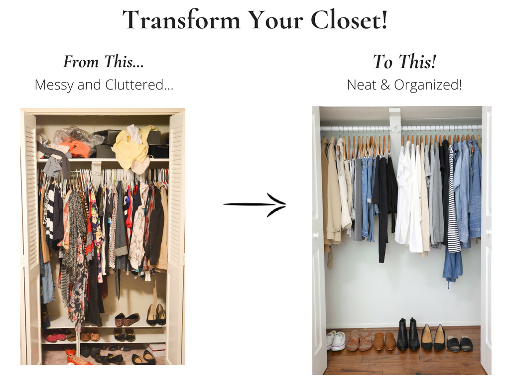 Transform Your Closet - Simplified Style