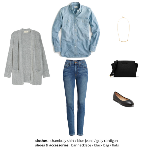 Stay At Home Mom Capsule Wardrobe Fall 2018 Preview 10 Outfits Classy Yet Trendy