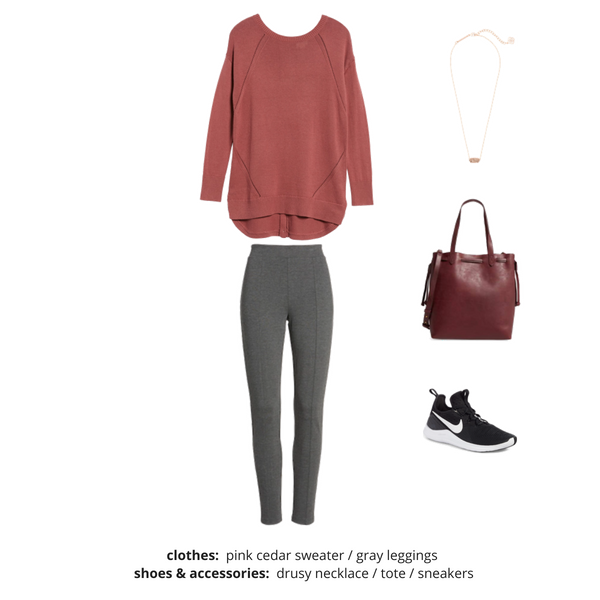 Stay At Home Mom Fall 2018 Capsule Wardrobe - Outfit 59