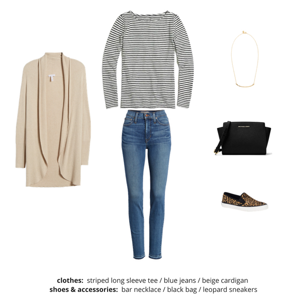 Stay At Home Mom Capsule Wardrobe - Outfit 99
