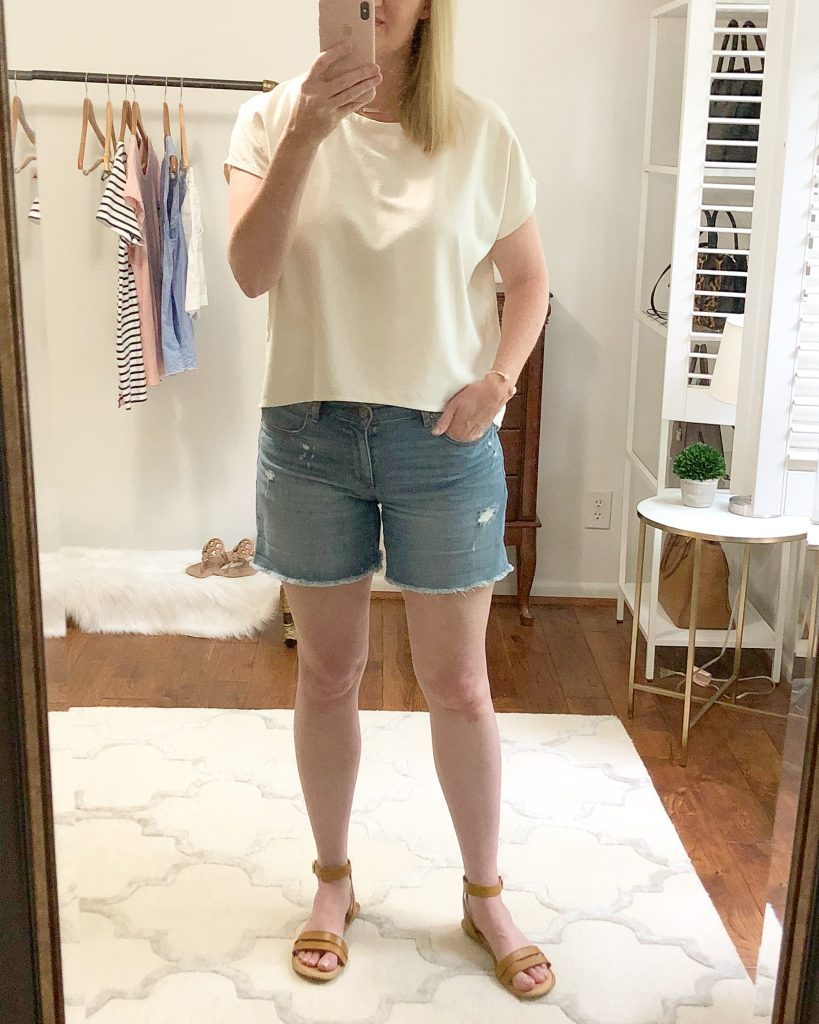 Summer 10x10 Challenge - Outfit 5