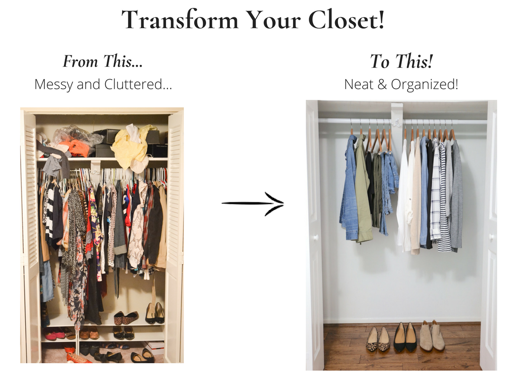 Transform Your Closet - Essential Fall 2018