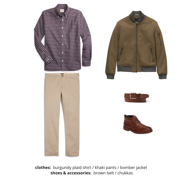 Mens Capsule Wardrobe Fall 2018 - Outfit 51