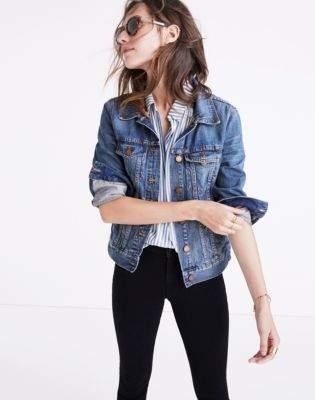 madewell - denim jacket