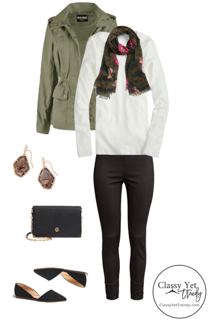 What To Wear In October_ Outfit 3