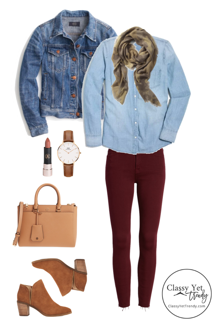 What To Wear In October_ Outfit 4